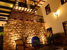 Rumi Wasi, hotel cerca de Hatun Rumiyoc - Piedra de los 12 ángulos, Cuzco