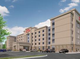 Hampton Inn & Suites by Hilton St. John's Airport, hotel em St. John's