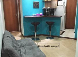 Amazonas Flat - até 6 pessoas !, hotel near Vivaldo Lima Stadium, Manaus