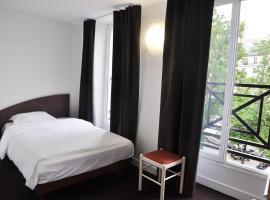 Grand Powers Hotel, отель в Париже