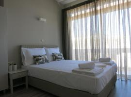 Pantheon Aparthotel, pet-friendly hotel in Chania Town