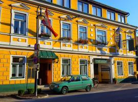 Pension Zierlinger, Bed & Breakfast in Senftenberg