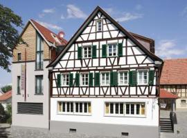 Gasthaus Rössle, Hotel in der Nähe von: Messe Sinsheim, Kirchheim unter Teck