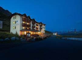 Hotel Interalpen, hotel ve Valdidentru