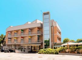 Hotel Augustus, отель в Фано