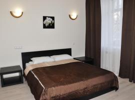 Гостиница Славянка, отель в Старом Осколе