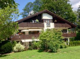Am Park, hotel near Museum Aschenbrenner, Garmisch-Partenkirchen