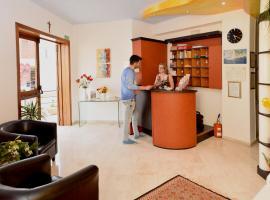 Hotel Halimeda, hotel a San Vito lo Capo