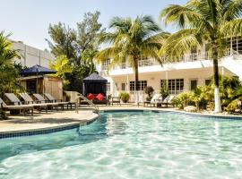 Tradewinds Apartment Hotel Miami Beach, hotel perto de Centro de Convenções de Miami Beach, Miami Beach