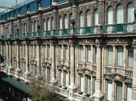 Gran Hotel Ciudad de Mexico, hotel near San Ildenfonso College, Mexico City
