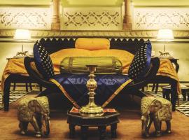 Belvilla The Umaid Vilas Royal Heritage Haveli, hotel in Jaipur
