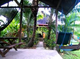 Hostal Camping La Y Griega, campground in Bocas Town