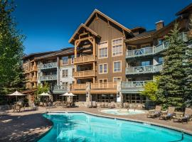Legends, apartment in Whistler
