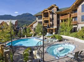 First Tracks Lodge, apartment in Whistler