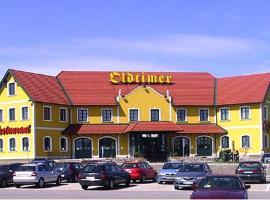 Oldtimer Motorhotel Guntramsdorf, Hotel in Guntramsdorf