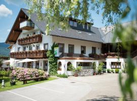 Pension Irlingerhof, hotel in Mondsee