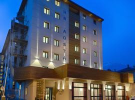 HB Aosta Hotel, hotel in Aosta