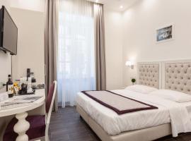 Relais Monti, hotel u Rimu