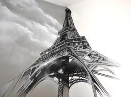 Beatrice et Emmanuel Meublé Eiffel, hotel em Paris