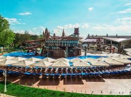 Alean Family Resort & SPA Doville 5* Ultra All Inclusive, отель в Анапе