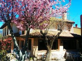 Hotel rural Los Manzanos, hotel en Rascafría