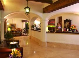 Antara Hotel, family hotel in Lima