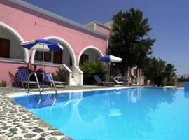 Villa Georgia, hotel in Perissa