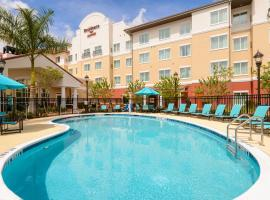 Residence Inn by Marriott Fort Myers at I-75 and Gulf Coast Town Center, hotel near Southwest Florida International Airport - RSW, Estero