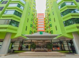 โรงแรมเดอะ ซีซันส์ กรุงเทพ หัวหมาก โรงแรมใกล้ สนามราชมังคลากีฬาสถาน ในกรุงเทพมหานคร