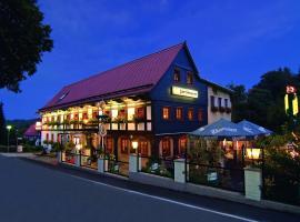 Romantik Hotel Zum Lindengarten, Hotel in der Nähe von: Johannisstein Ski LIft, Kurort Jonsdorf