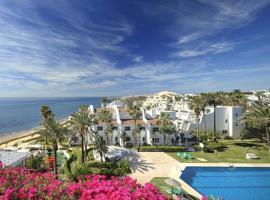 Coral Beach Aparthotel, hotel 4 estrellas en Marbella