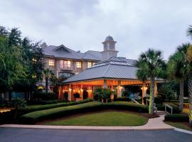 Inn and Club at Harbour Town, resort in Hilton Head Island