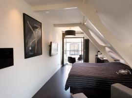Studio's & Suite Molenstraat, hotel in Den Burg
