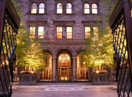 Lotte New York Palace, hotel en Quinta Avenida, Nueva York