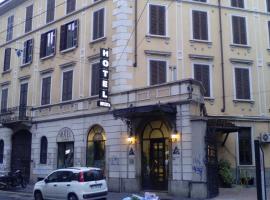 Hotel Minerva, hotel in Milan