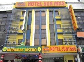 Sun Inns Hotel D'Mind 3 The Mines Seri Kembangan, khách sạn ở Seri Kembangan
