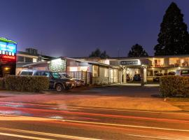 Twin Peaks Lakeside Inn, motel in Taupo