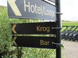 Bjäre Golfklubb Hotel & Lodge, hotel in Båstad