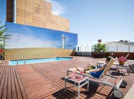 Hotel Rull, hotel en Deltebre