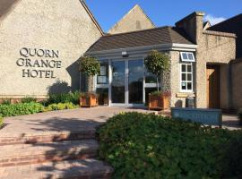 Quorn Grange Hotel, hotel near Swithland Wood and The Brand, Loughborough