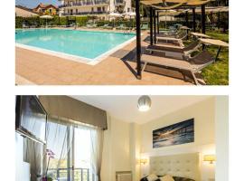 Hotel King, hotell i Marina di Pietrasanta