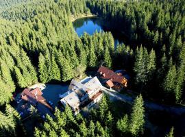 Hotel Mikulášska Chata, hotel v blízkosti zaujímavosti Jasná (Demänovská Dolina)