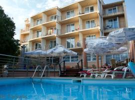 Hotel Tamaris, hotel in Novi Vinodolski
