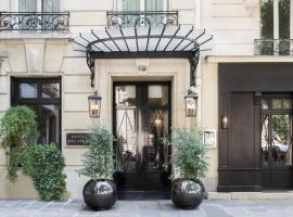 Hôtel Recamier, hotel near Panthéon, Paris