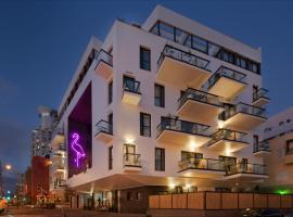 Beach House Tel-Aviv a member of Brown Hotels, hotel in Tel Aviv
