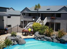 Baycrest Thermal Lodge, motel in Taupo