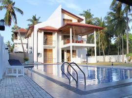 Bluewater Beach Resort, hotel in Trincomalee