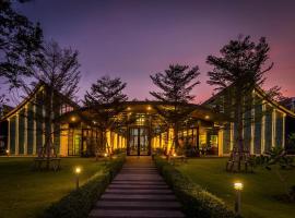 Bangsaen Heritage Hotel, hotel v destinaci Bang Saen