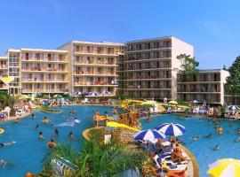 Vita Park Hotel & Aqua Park, отель в Албене
