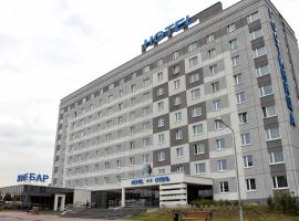 East Time Hotel, hotel in Minsk